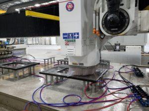 CNC Sink Cut Outs