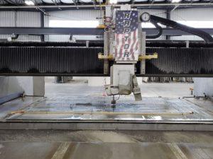 waterjet saw fabrication