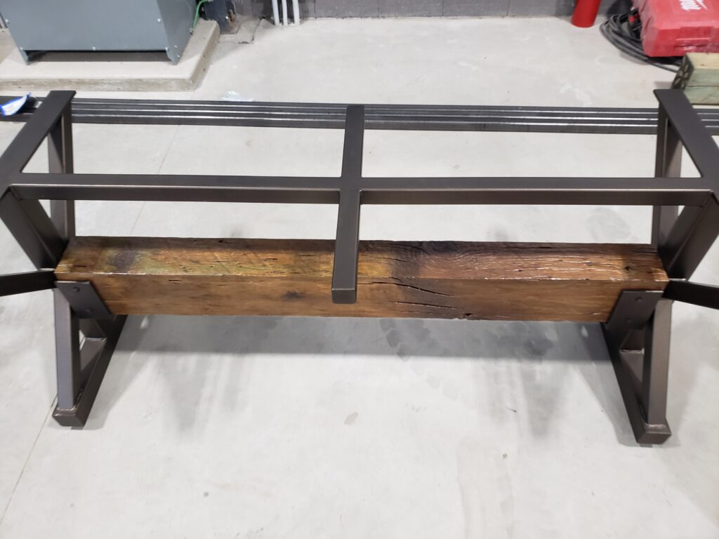 custom table base