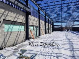largest expansion